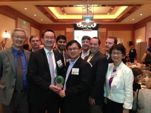 Triangle Business Journal Life Sciences Award