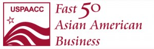 USPAACC Fast 50 Asian American Business Award